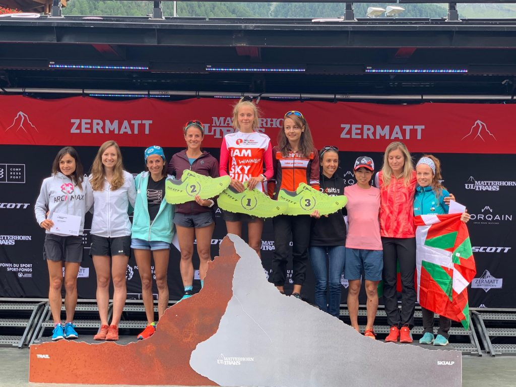 Denisa Dragomir Matterhorn Extreme