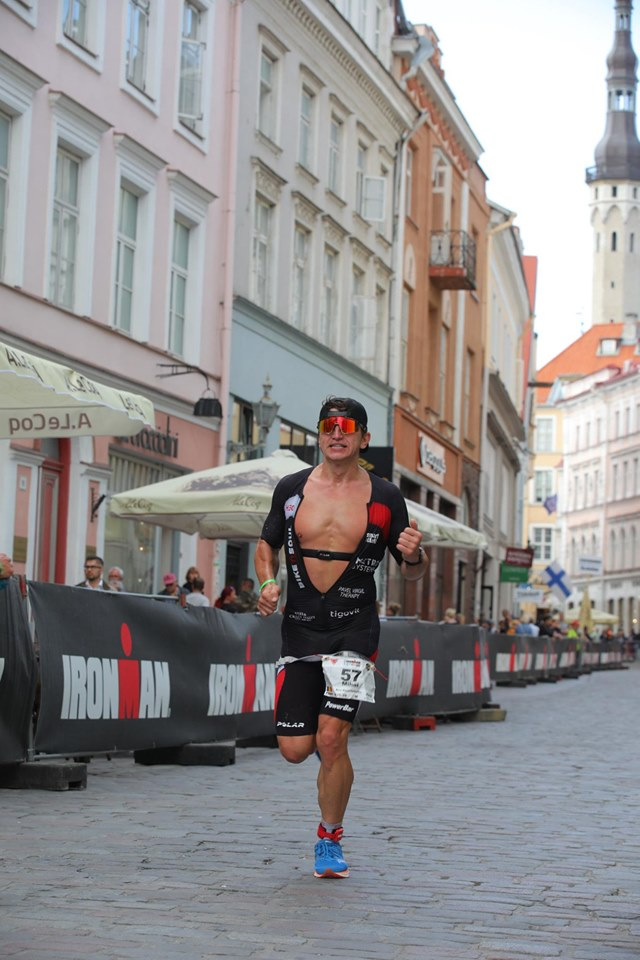 Mihai Vigariu recordul national