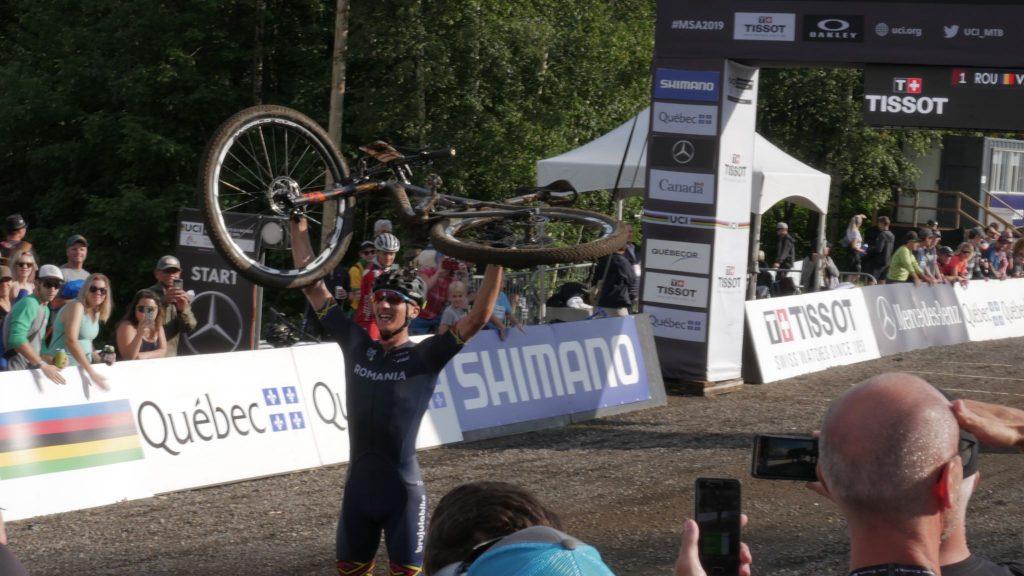 rezultat istoric pentru ciclismul romanesc