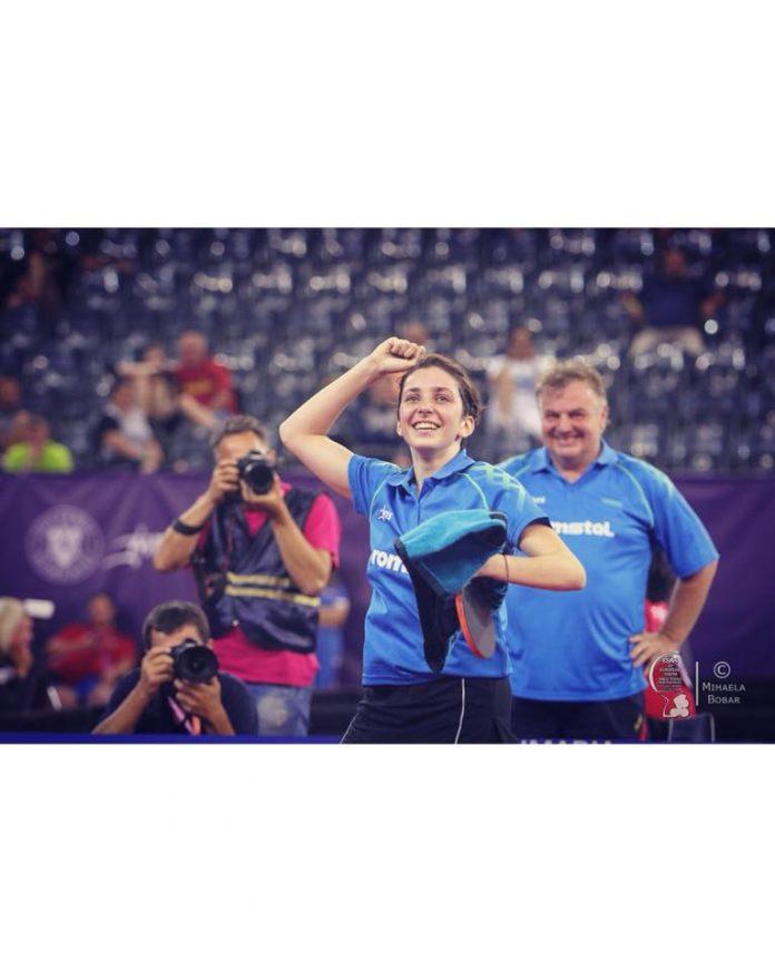 Medalie la Openul Croatiei la tenis de masa. Rezultate pentru Romania