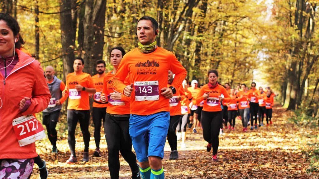 Baneasa Forest Run