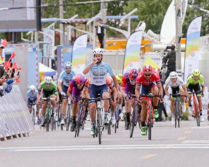 Eduard Grosu revine in Turul Romaniei! Rezultatele ciclistului sunt pe AIMX