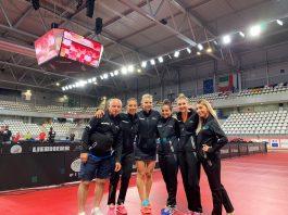 Romania s-a calificat in semifinale la Europeanul pe ehipe la tenis de masa