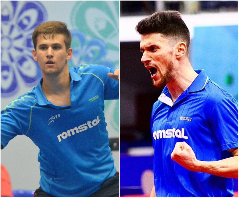 Hunor Szocs si Cristian Pletea sunt finalisti in Paraguay la tenis de masa