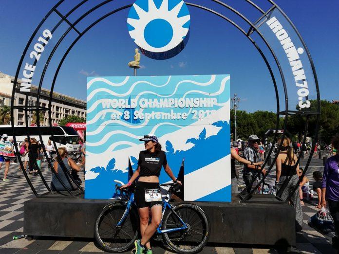 Andreea Calugaru analizeaza experienta mondiala de la IRONMAN 70.3