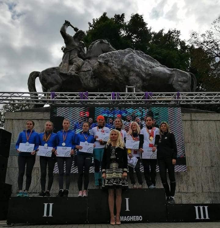 Povestea succesului repurtat de Ingrid Mutter la alergare montana distanta scurta