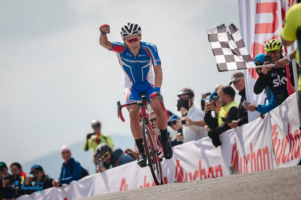 Ultimele emotii in Turul Romaniei. Ciclistii au ajuns la Piatra Arsa