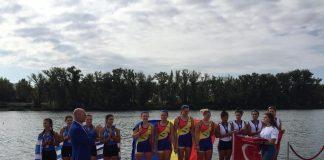 15 medalii pentru Romania la Canotaj. Aflati protagonistii de la Balcaniada