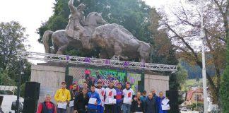 Zinca si Mutter castiga la Campionatul National de alergare montana distanta scurta