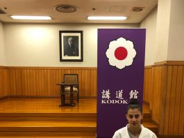 Larisa Florian e pe podium la Openul European de Judo din Estonia
