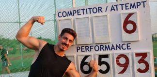 Alin Firfirica e campion mondial! Pentru aur intrecerea a fost cu aruncatorii rusi