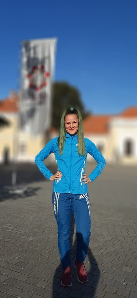 Adela Baltoi castiga 10k la Maraton! Succes obtinut dupa despartirea de Gorj
