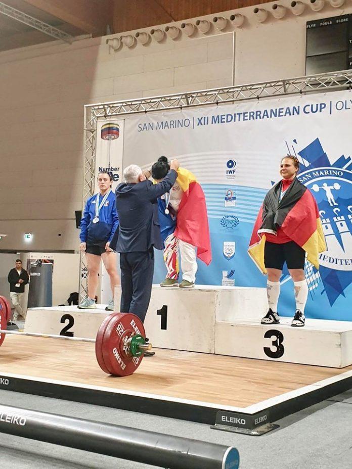 Irina Lepsa mai face un pas spre Jocurile Olimpice! Medaliile de aur se aduna