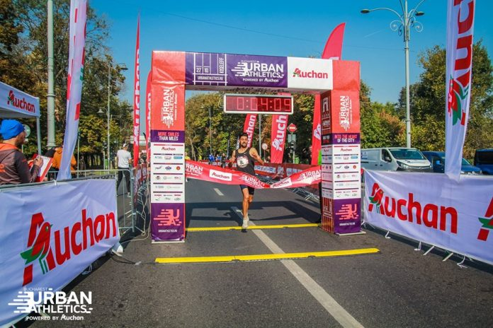 Dorin Rusu castiga prima cursa pe sosea de o mila. Reactie dupa succes