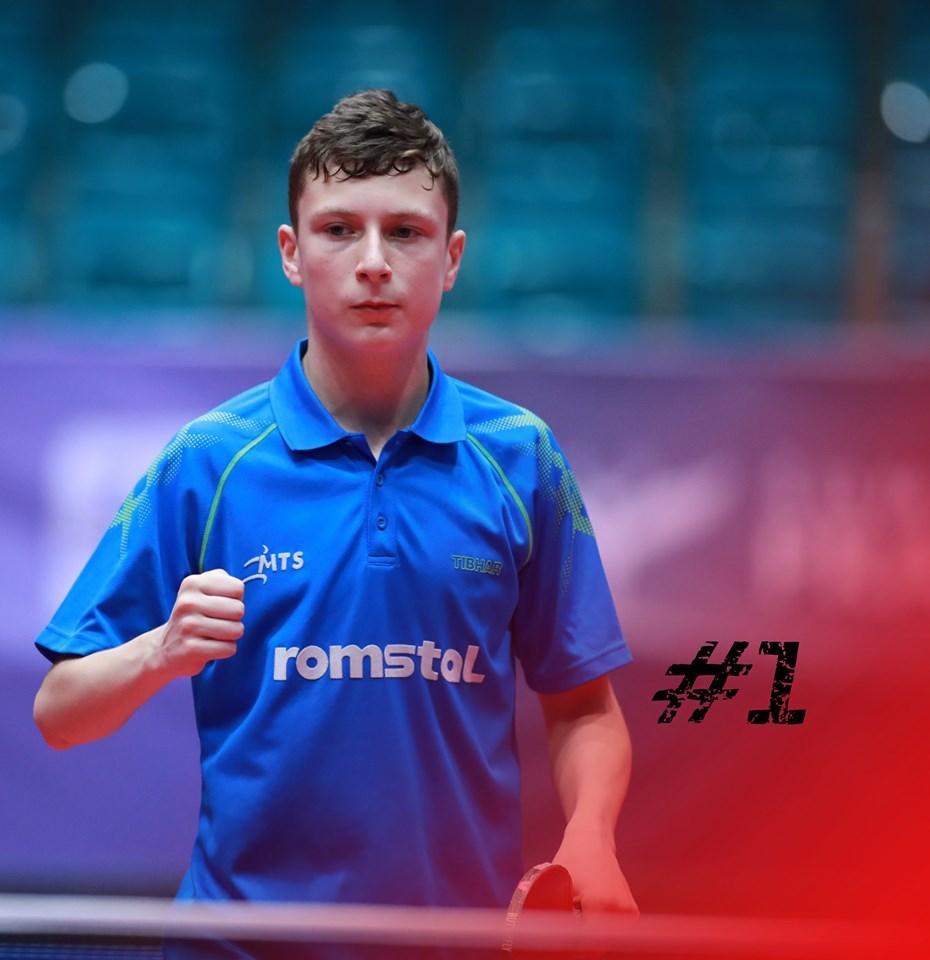 Premiera Mondiala pentru Romania in tenisul de masa datorita lui Darius Movileanu