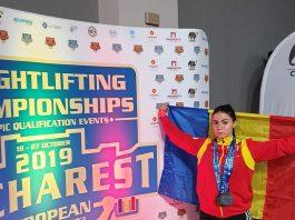 Maria Luana Grigoriu e la final de an competitional cu noi medalii in cont