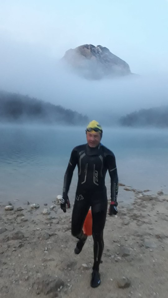 Bogdan Mihai Ionita triatlonul extrem BlackLake