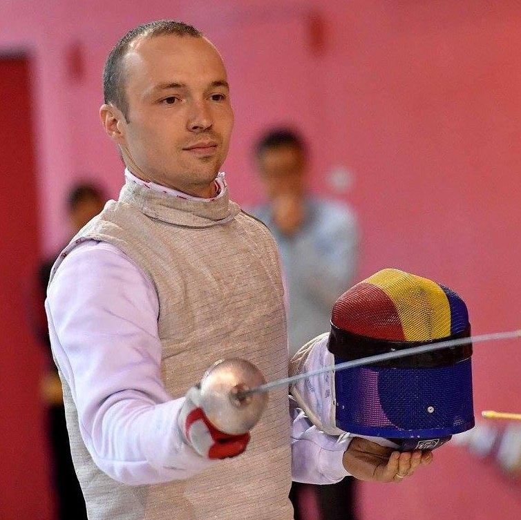 Radu Daraban castiga Cupa Romaniei la floreta. La 36 de ani e invincibil!
