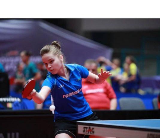 Elena Zaharia este cea mai buna jucatoare din Europa in meciurile din Ungaria