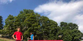 George Jinga a castigat 10k la Zarnesti Challenge. Urmeaza schi alpinism
