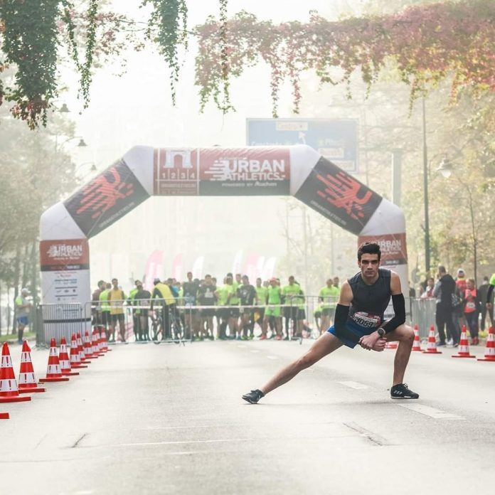 Sebastian Livezeanu a castigat la Baneasa Forest Run. Recordurile sale