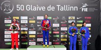 Medaliile Anei Maria Popescu in drumul spre Tokyo. Victorie la Tallinn