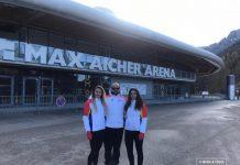 Mihaela Hogas obtine medalie la patinaj viteza pentru Romania in Norvegia