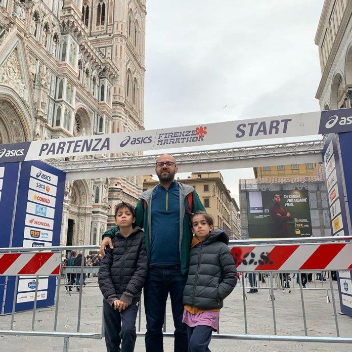Maratonul din Firenze! Romanul care a alergat de ziua lui! Rezultate