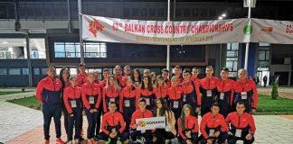 Medalii la Berane. Vesti despre sportivii romani care au alergat in Muntenegru