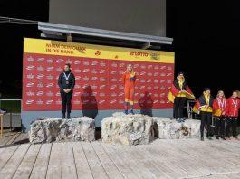 Georgeta Popescu de la aruncarea sulitei la medalii castigate la bob!