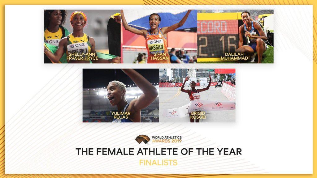 atletul/atleta anului