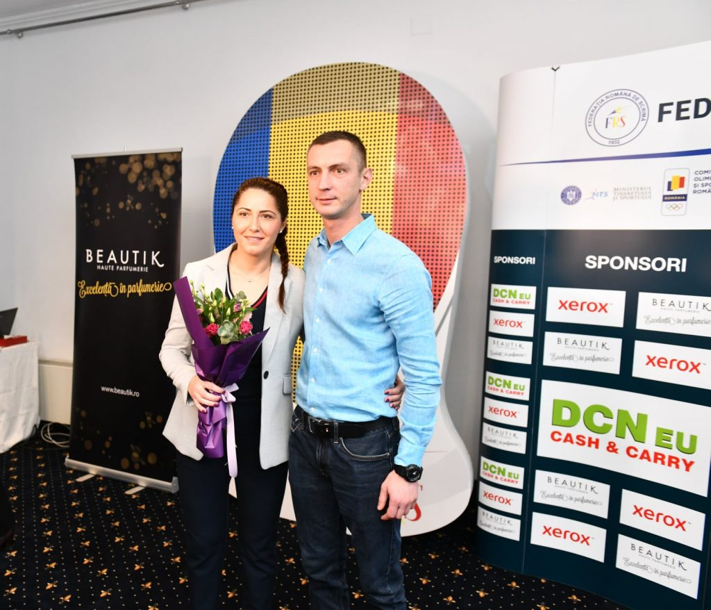 Pascu si Zalomir sunt cei mai buni la scrima in 2019! Declaratia dinamovistei