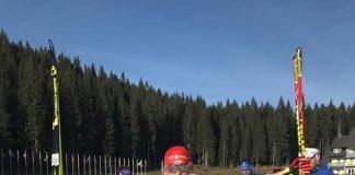 Paul Pepene este pe locul 7 in Cupa Europei la schi fond!