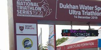 Victorie pentru Maria Gerda in ultima intrecere din 2019 la Dukhan Ultra Triathlon