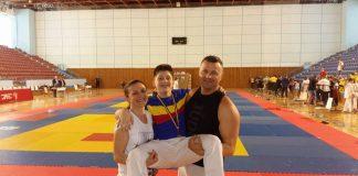 Arian Falaus e un campion in refacere. A fost in top 5 la Judo in 2019
