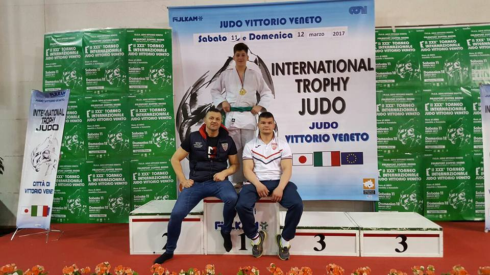 Arian Falaus e un campion in refacere. A fost in top 5 la Judo in 2019