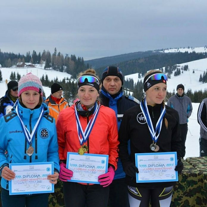 Surorile Andreca sunt in top 4 la schi fond. Evolutie in Bosnia