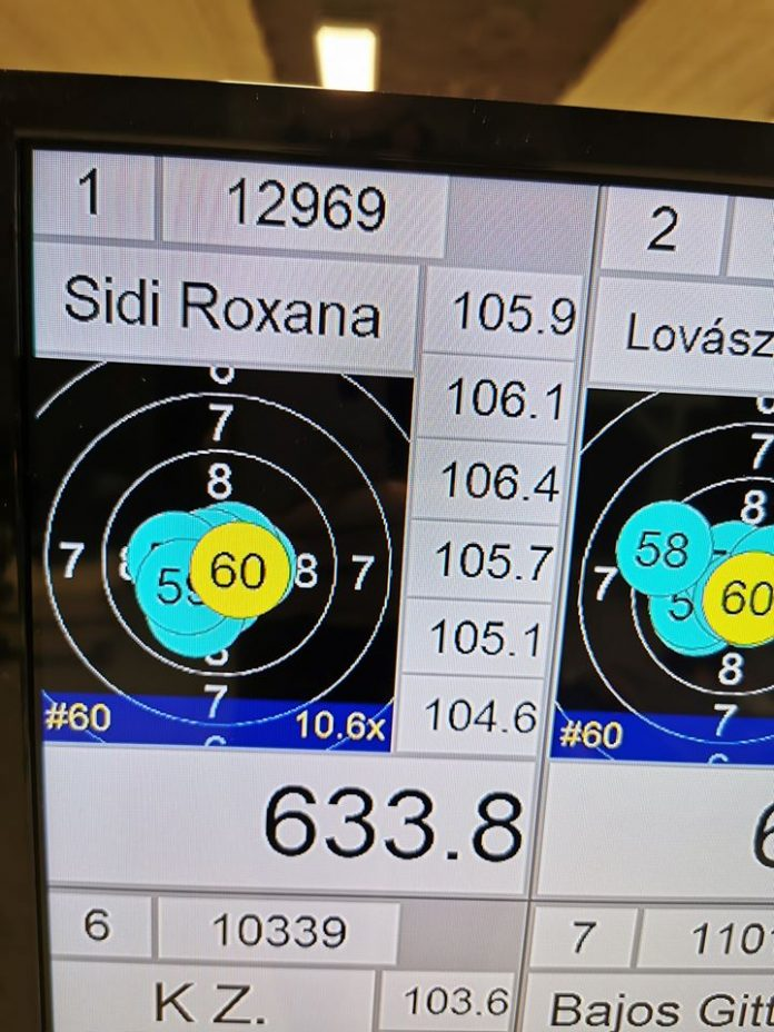 Record la Tir pentru Roxana Sidi! 2020 se anunta promitator