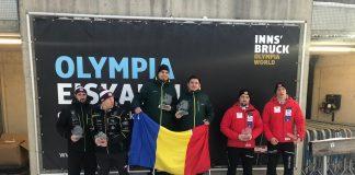 Romania e campioana Europei la Bob! Tentea si Daroczi au incheiat cele opt etape