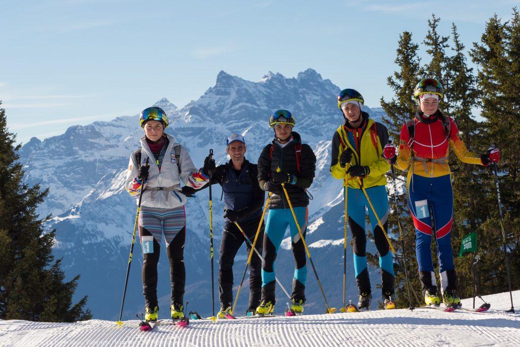 jocurile olimpice schi alpinism