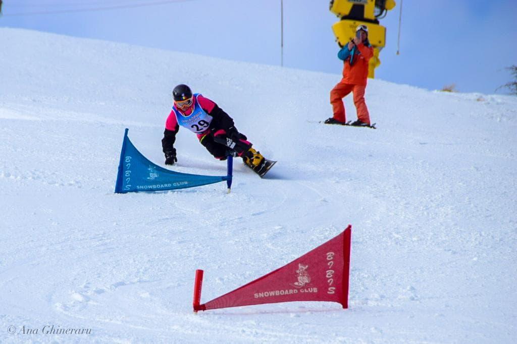Snowboarderii Romaniei urca pe podium in intreceri internationale
