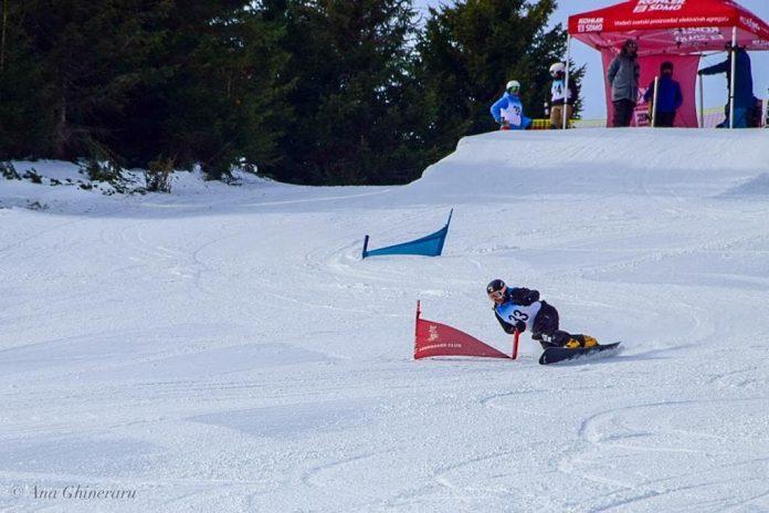 Snowborderii Romaniei urca pe podium in intreceri internationale