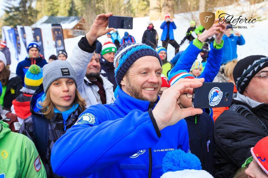 Tea Cristescu și Andreas Cota sunt cei mai buni sportivi de la Mini Cupa României.