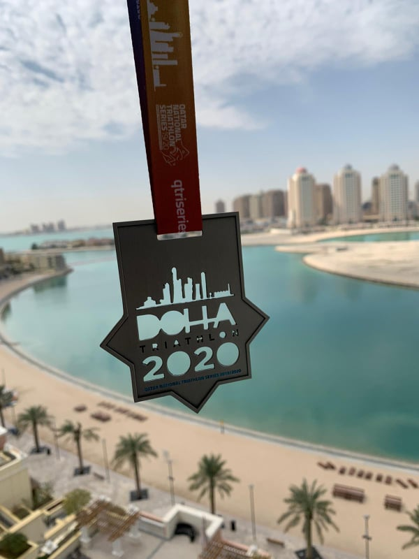 Succes la Doha! Maria Gerda Analizeaza evolutia la Triatlon.