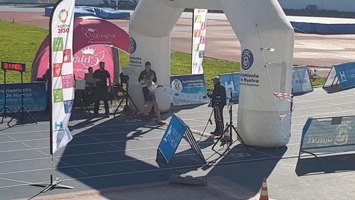 Alexandru Corneschi si Madalina Florea castiga la Huelva Semimaraton