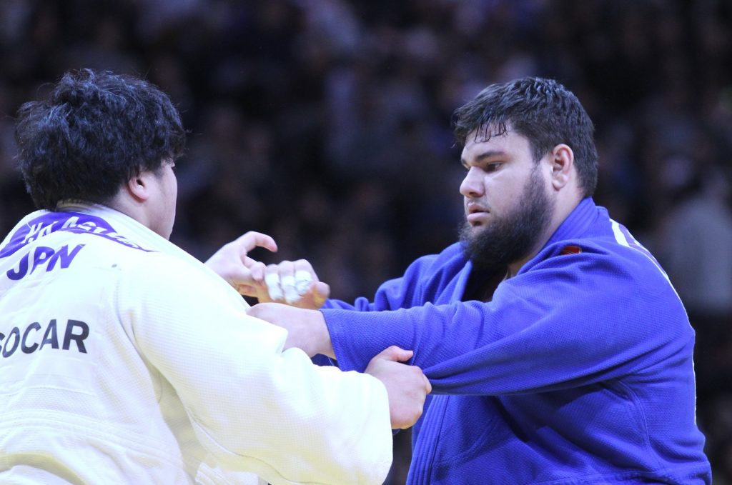 Visul lui Vladut Simionescu. Reprezentantul Romaniei la Judo vrea la Tokyo