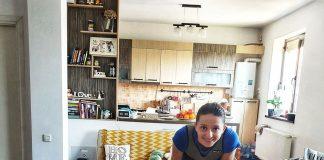 Ana Popescu nu dezarmeaza. Campioana la scrima se antreneaza in casa