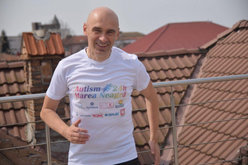 100 de ultramaratonisti vor alerga la domiciliu. Scopul este nobil
