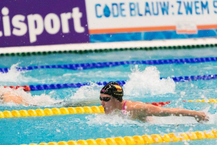Campioana olimpica la inot e blocata sa se mai antreneze in apa.