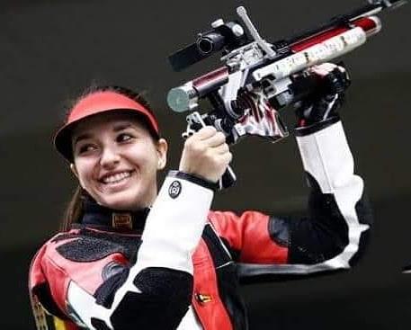 Laura Coman e prima in ierarhia europeana la tir si in mai.